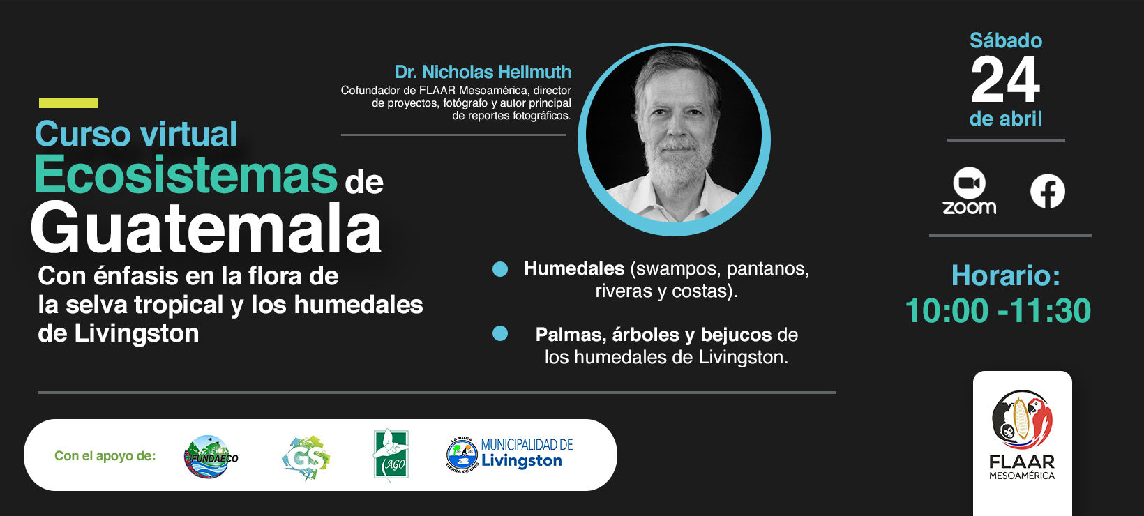 Nicholas hellmuth ecosystem conference