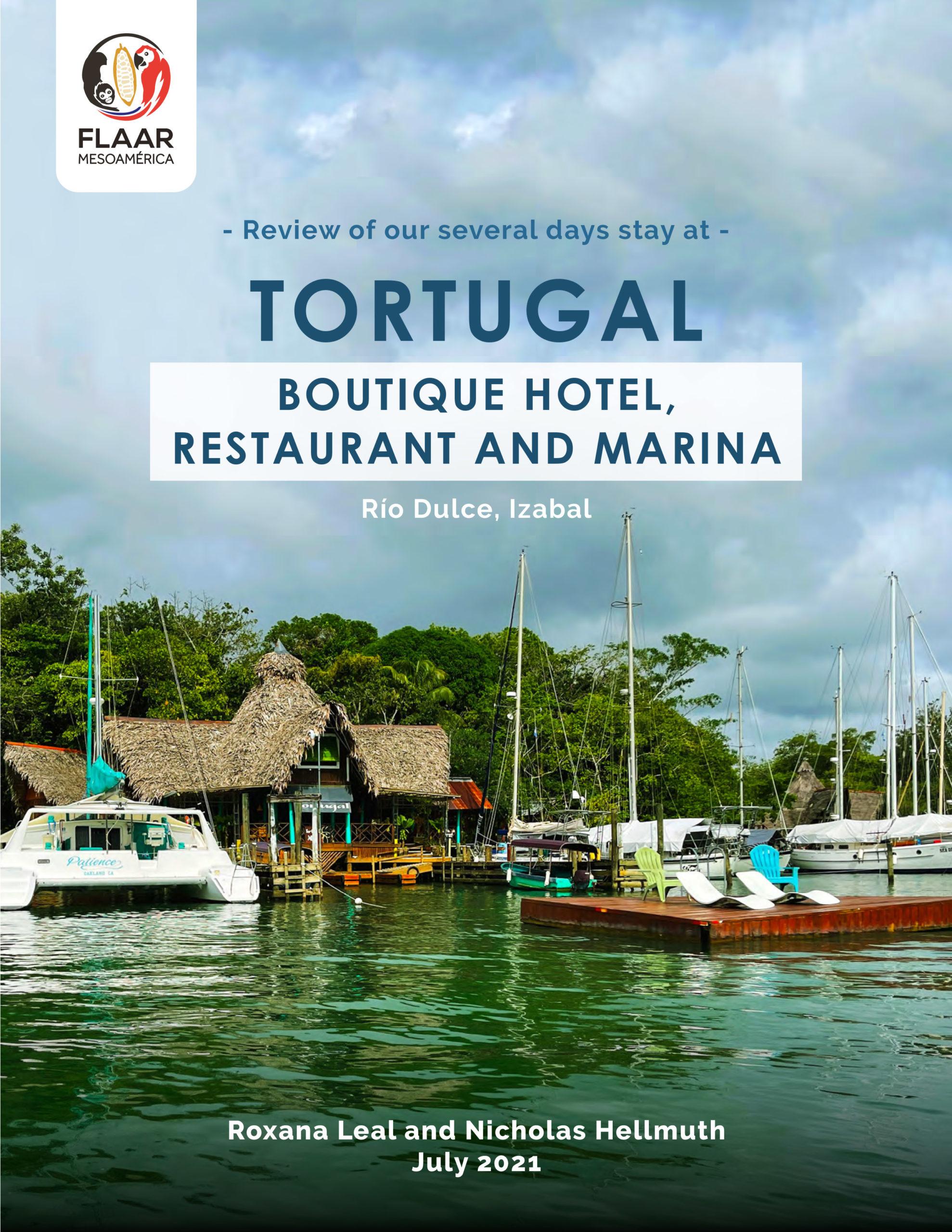 Tortugal hotel Rio Dulce