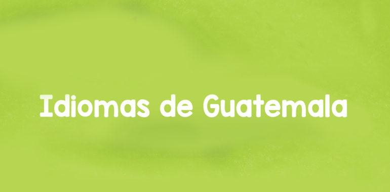 Los pueblos indígenas de Guatemala